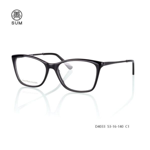 Acetate Eyeglasses For Men D4033 C1