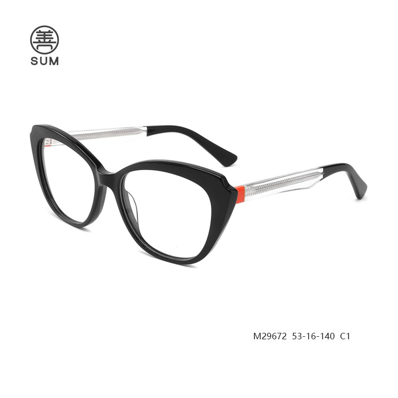 Cat Eye Glasses M29672 C1