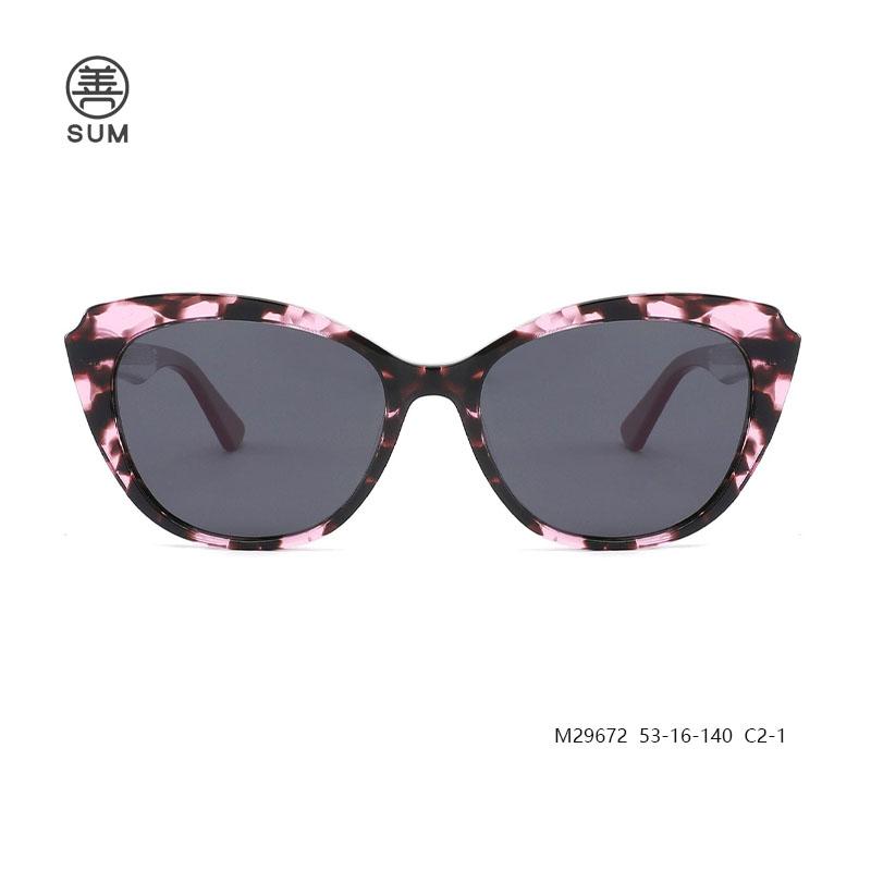 Cat Eye Glasses M29672 M29672 C2 1