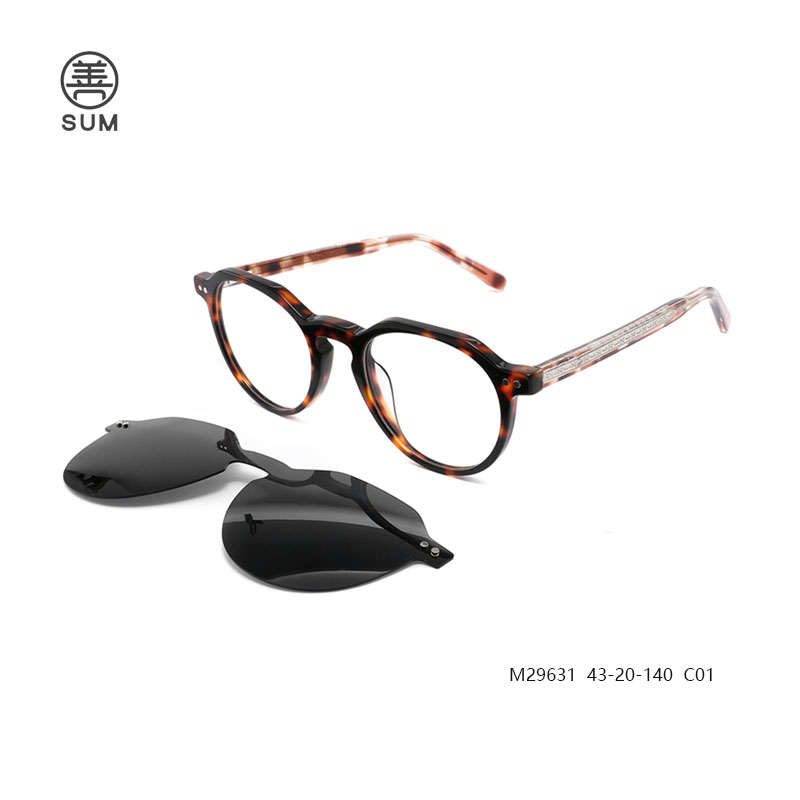 Clip On Eyeglasses M29631 C01