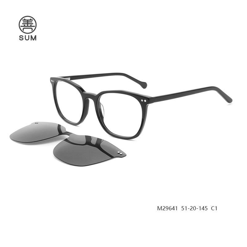 Clip On Eyewear M29641 C1