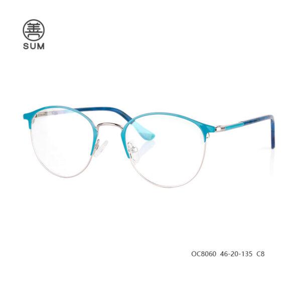 Round Eyewear Oc8060 C8