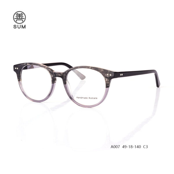 Acetate Eyeglasses For Men A007 C3