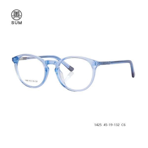 Acetate Eyewear For Kids 1425 C6