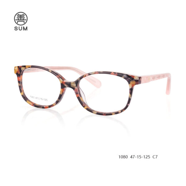 Kids Eyeglasses 1080 C7