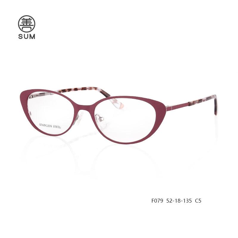Metal Cat Eyewear F079 C5