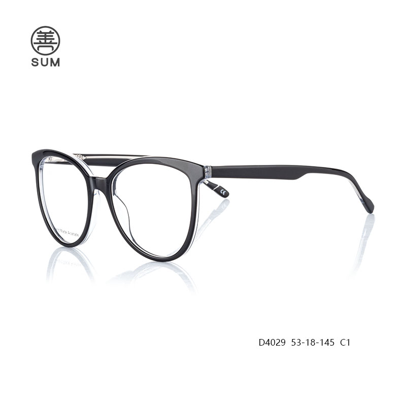 Big Size Optical Frames D4029 C1