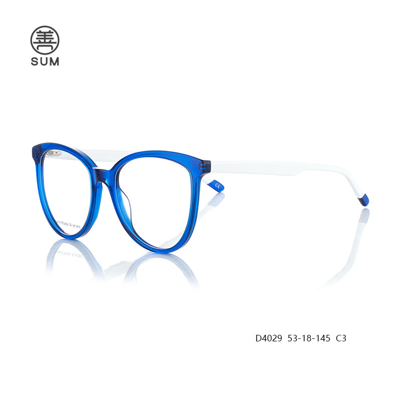 Big Size Optical Frames D4029 C3