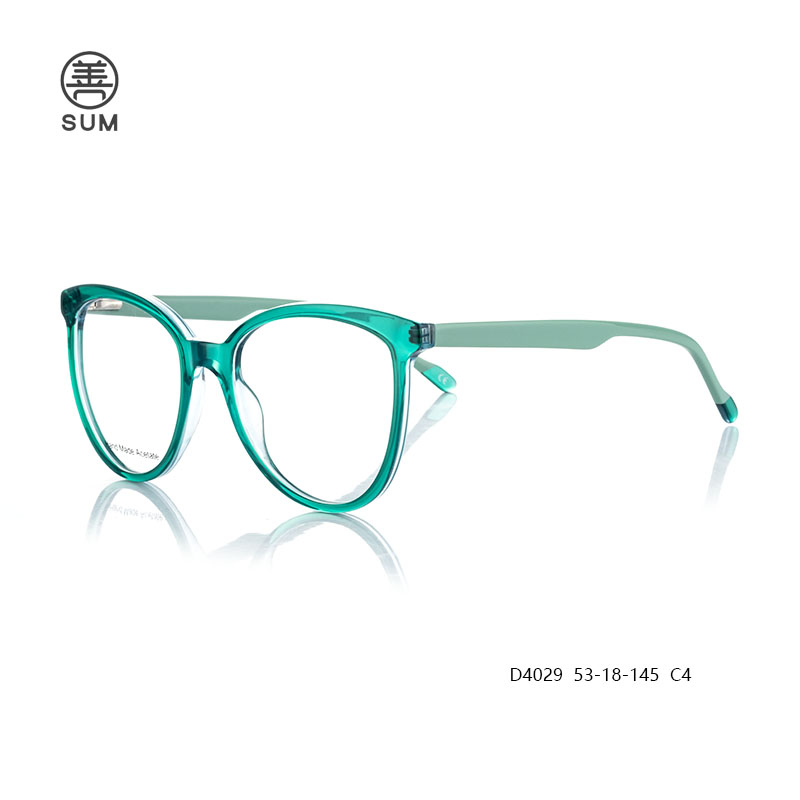 Big Size Optical Frames D4029 C4