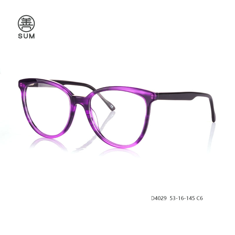 Big Size Optical Frames D4029 C6