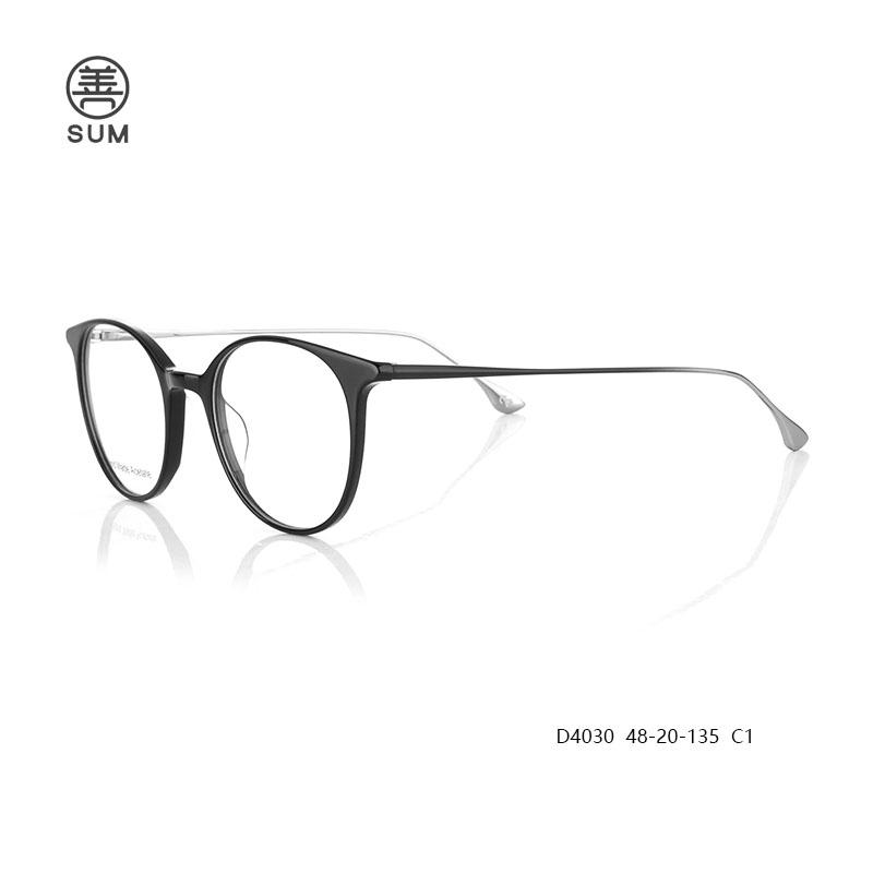 Classic Acetate Eyewear D4030 C1