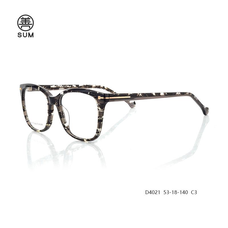 Fashion Eyeglasses D4021 C3