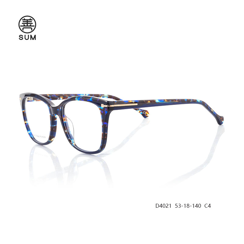 Fashion Eyeglasses D4021 C4